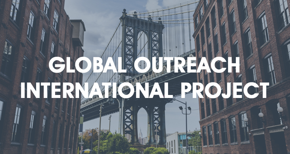 Global Outreach: International Project