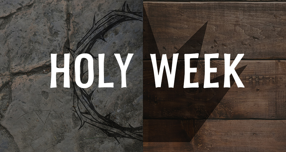 Holy Week: Jesus' Authority Continued